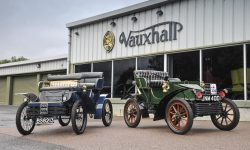 Vauxhall Heritage Centre cars