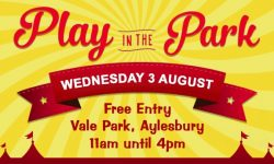 VL Play in the Park banner 2016