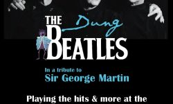 Dung Beatles gig 2016