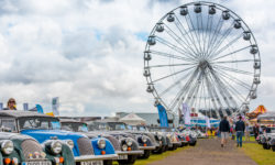 Silverstone Classic 29 -31 July 2016 At the Home of British Motorsport Free for editorial use only Photo credit – ShotAway