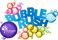 Bubble Rush Herts @ Gadebridge Park, | England | United Kingdom