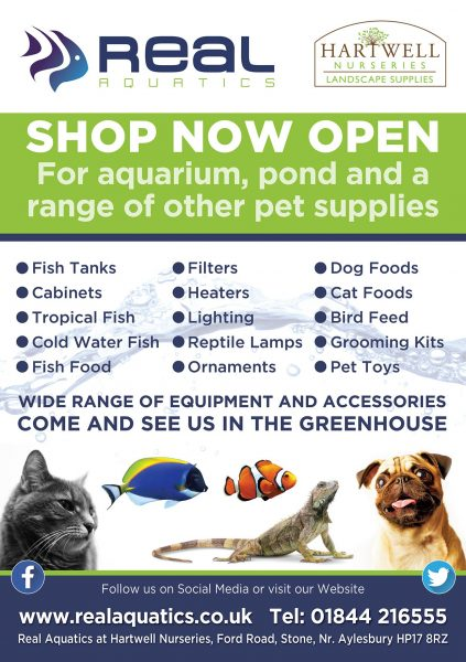 Real Aquatics & Pet Supplies