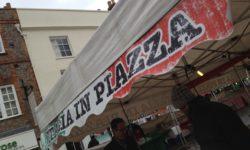 vl Italian market Thame