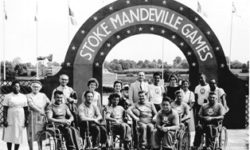 vl Stoke Mandeville Games past