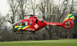 vl TV Air Ambulance
