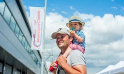 Silverstone tickets will make a great gift for Father's Day