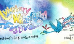 Whizzfizzing replaces the Roald Dahl Festival