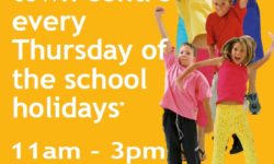 Aylesbury Thursday children's events 2017