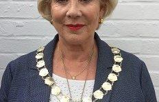 NEW AVDC Chairman - Cllr Sue Renshell new