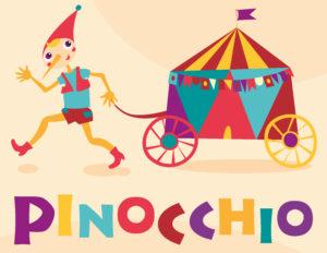 Pinocchio @ Queens Park Arts Centre | England | United Kingdom