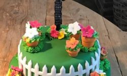 The spectacular Cuddington celebration cake
