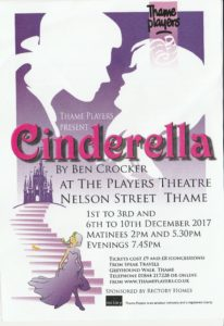 Cinderella @ Players Theatre | England | United Kingdom