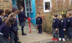 Halton Pre-School opening