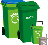 AVDC bins