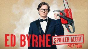 Ed Byrne: Spoiler Alert @ Aylesbury Waterside Theatre | England | United Kingdom