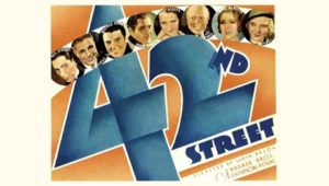 Dementia Friendly Screening - 42nd Street @ Aylesbury Waterside Theatre