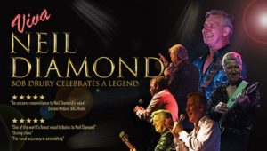 VIVA Neil Diamond, Second Space @ Aylesbury Waterside Theatre