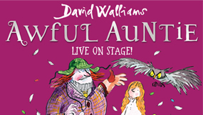 Awful Auntie @ Aylesbury Waterside Theatre | England | United Kingdom