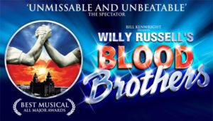 Blood Brothers @ Aylesbury Waterside Theatre | England | United Kingdom