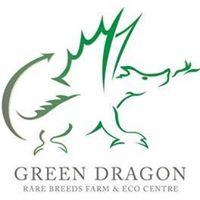 Green Dragon Rare Breeds and Eco Centre logo