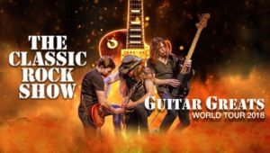 Classic Rock Show @ Aylesbury Waterside Theatre | England | United Kingdom