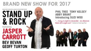 Jasper Carrott's Stand Up and Rock @ Aylesbury Waterside Theatre | England | United Kingdom