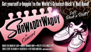 Showaddywaddy @ Aylesbury Waterside Theatre | England | United Kingdom