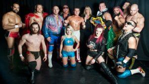 Superslam Wrestling @ Aylesbury Waterside Theatre | England | United Kingdom