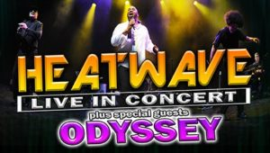 Soul Unlimited - Heatwave & Odyssey @ Aylesbury Waterside Theatre | England | United Kingdom