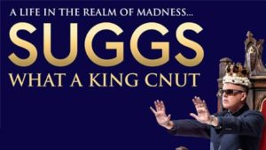 Suggs - What A King Cnut: A Life In The Realm of Madness... @ Aylesbury Waterside Theatre | England | United Kingdom