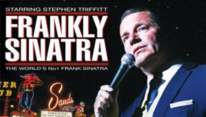 Frankly Sinatra @ Aylesbury Waterside Theatre | England | United Kingdom