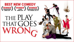 The Play That Goes Wrong @ Aylesbury Waterside Theatre | England | United Kingdom