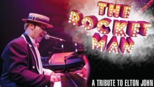 The Rocket Man - A Tribute to Sir Elton John @ Aylesbury Waterside Theatre | England | United Kingdom