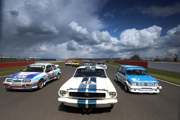 Silverstone touring cars