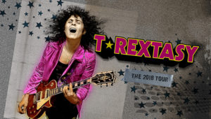 T.Rextasy @ Aylesbury Waterside Theatre | England | United Kingdom