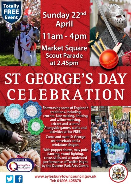 St George's poster