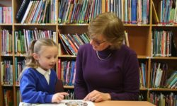 Schoolreaders help primary pupils to improve their reading