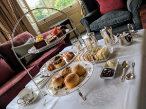 Royal Afternoon Tea @ Hartwell House Hotel & Spa | Stone | England | United Kingdom