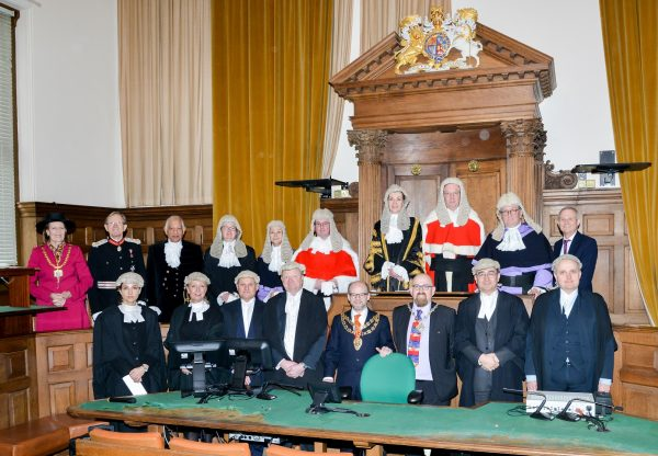 Closing of Aylesbury's old crown court