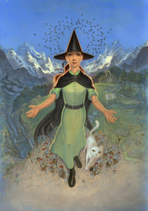 Paul Kidby: Discworld and Beyond @ Bucks County Museum | England | United Kingdom