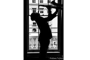 Tom Ridout No Excuses Band @ Queens Park Arts Centre   England   United Kingdom