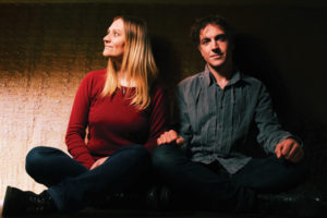 Vicki Swan & Jonny Dyer @ Queens Park Arts Centre | England | United Kingdom