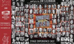 Stage Experience cast at the Waterside