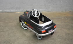 One of the pedal cars up for auction