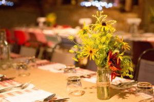 Pop-up seasonal supper club @ Sandy Lane Farm   Tiddington   England   United Kingdom