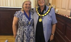 Thame Mayor & Deputy Mayor
