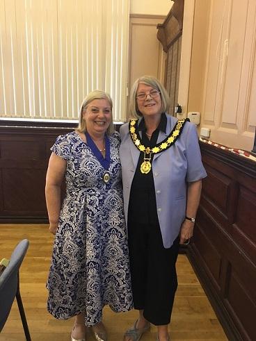 Thame Mayor & Deputy Mayor
