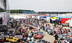 Huge crowds at the 2018 Silverstone Classic
