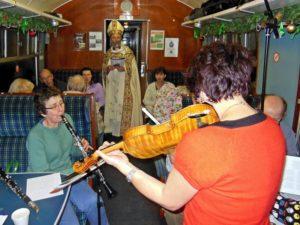 Carol Evening Kids £1 at Chinnor & Princes Risborough Railway @ Chinnor & Princes Risborough Railway   England   United Kingdom