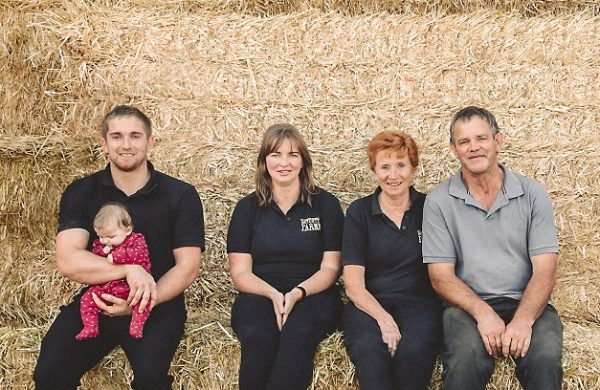 The family has enjoyed 10 successful years after diversifying